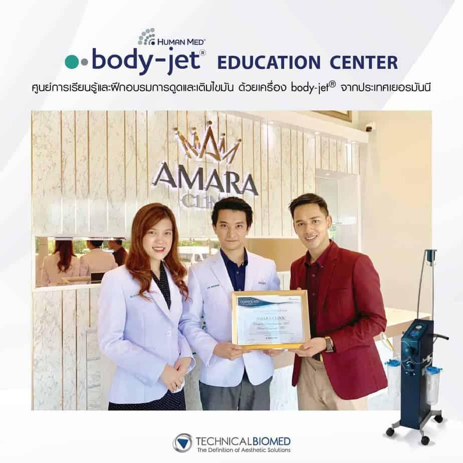 Bodyjet Education Center